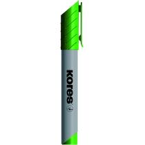 Маркер для фліпчартів KORES XF2 2-3 мм, зелений