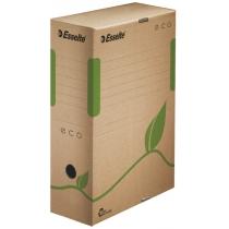 Архівний  короб Esselte Eco, А4, 100 мм, колір коричневий