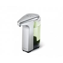 Дозатор рідкого мила Compact сенсорний 237 мл з милом, пластиковий матовий нікель