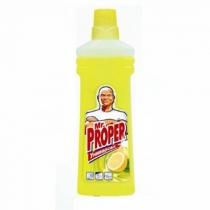 Засіб миючий універсал: рідина MR PROPER  для підлоги та стін Лимон 1 л