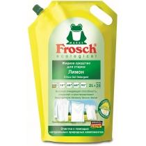 Гель для прання Frosch 2000 мл цитрус