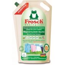 Гель для прання Frosch 2000 мл концентрат марсельське мило