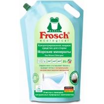 Гель для прання Frosch 2000 мл концентрат, морські мінерали