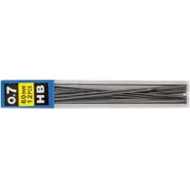 Стержні до механічного олівця Economix 07 HB