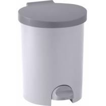 Відро для сміття з педаллю 15 л колір асорті