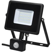 Прожектор світлодіодний DELUX_FMI 10 S LED_30Вт_6500K_IP44 з датчиком руху