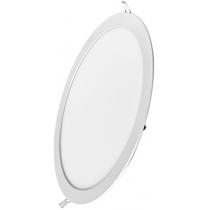 Світильник світлодіодний DELUX CFR LED 10 4100К 24Вт 220В круглий