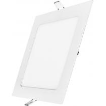 Світильник світлодіодний DELUX CFR LED 12 4100К 12 Вт 220В квадратний