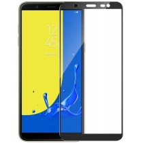 Захисне скло T-PHOX Glass Screen (CP+ FG) for Samsung J8 2018/J810 Black