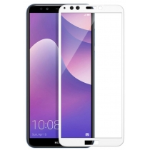 Захисне скло T-PHOX Glass Screen (CP+ FG) For Huawei Y7 2018 Prime White