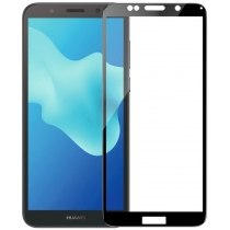 Захисне скло T-PHOX Glass Screen (CP+ FG) For Huawei Y5 2018 Black