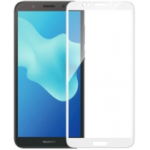 Захисне скло T-PHOX Glass Screen (CP+ FG) For Huawei Y5 2018 White