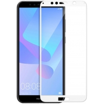 Захисне скло T-PHOX Glass Screen (CP+ FG) For Huawei Y6 2018 Prime White