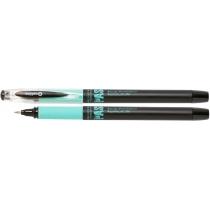Ручка гелева OPTIMA STUDY 0,5 мм, пише синім