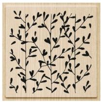 Штамп дерев'яний Фоновий
