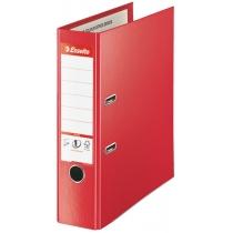 Папка-реєстратор Esselte MAXI 80мм, червоний, арт.81183