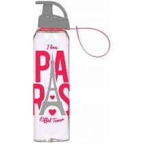 Пляшка д/води пл. HEREVIN PARIS Hanger 0.75 л д/спорту