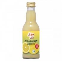 Органічний Сік Eos  лимонний 0,2л