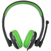 Мультимедійна гарнітура ERGO VM-280 Green