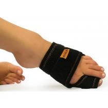 Бандаж ортопедичний при вальгусній деформації суглоба великого пальця стопи (нічний) Armor ARF12 лів