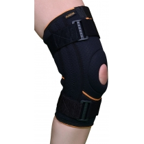 Бандаж для колінного суглоба (із силіконовим кільцем і спіралями) Armor ARK2103 розмір ХХL