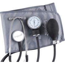 Тонометр, механічний вимірювач тиску Longevita LS-4 (стетоскоп у комплекті)