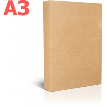 Папір крафтовий А3 70г/м.кв, 100 рак., Magnat Color