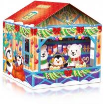 Новорічний подарунок Різдвяний ярмарок ВКФ 496г, Roshen №10