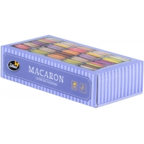 Серветки паперові 2 шари Silken MACARON 100 шт коробка-прямокутна