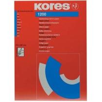 Папір копіювальний А4 TYPO Kores, 100 арк., синій