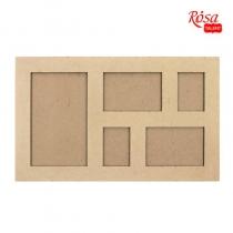 Класична рамка №3, МДФ, 52,5х32х1,1см, ROSA TALENT