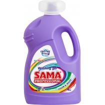 Гель для прання САМА Professional Color & White 4 кг