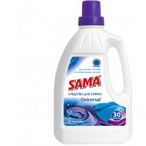Гель для прання САМА Universa 1,5 л