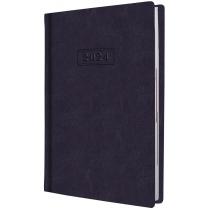Щоденник датований, NEBRASKA, т.-фіолетовий, А5, без поролона
