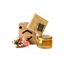 Подарунковий набір медовий  Holiday №2, 415 гр.