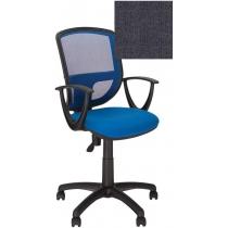Крісло BETTA GTP P OH / 5 C-73, Тканина CAGLIARI, сірий, Пласт База