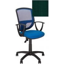 Крісло BETTA GTP OH / 5 C-32, Тканина CAGLIARI, зелений, Пласт База