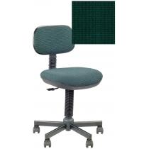 Крісло LOGICA GTS C-32, Тканина CAGLIARI, зелений, Метал база