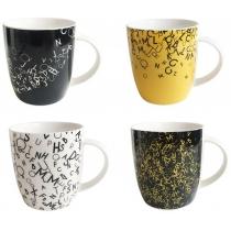 Чашка Limited Edition LETTERS в асортименті / 390 мл