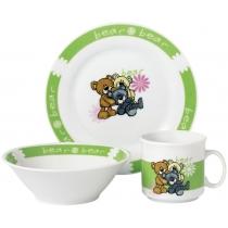 Набір посуду дит. Limited Edition BEAR /НАБІР/ 3 пр. короб