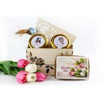 Мед подарунковий SWEET LOVE PREMIUM #2