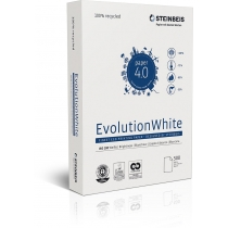 Папір Steinbeis EvolutionWhite A4 80 г/м2 ISO100 / СІЕ 135 Ecology Paper