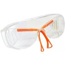 Окуляри захисні прозорі відкриті
