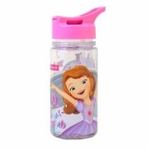 """Пляшка для води з блискітками """"Sofia The First"""", 280 мл"""