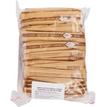 Цукор в стіках АТА 5 г х 200 шт, тростинний коричневий
