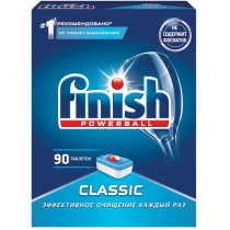 Засіб для миття посуду FINISH Classic 90 шт