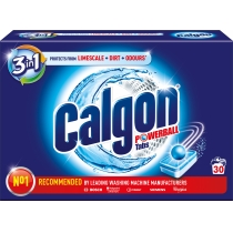 Засіб для пом'якшення води в пральних машинах в таблетках Calgon 3 в 1 30 шт