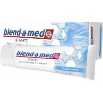 Зубна Паста Blend-a-med 3D White Whitening Therapy 75 мл, Захист Зубний Емалі