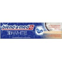 Зубна Паста Blend-a-med 3DWhite Бережна Чистка 100 мл