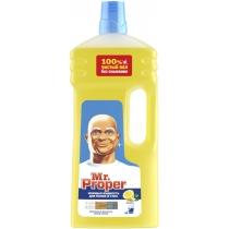 Засіб для миття підлоги та стін MR PROPER Лимон 1,5 л